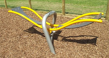 Fabrication and Powder Coating of Metal Playground Equipment