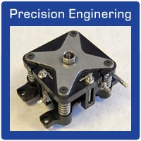 Precision Engineering & Fabrication of Metal Components