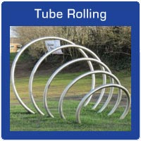 Tube Rolling and Metal Tube Manipulation
