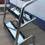 Dumbbell Rack for Luxury Yacht