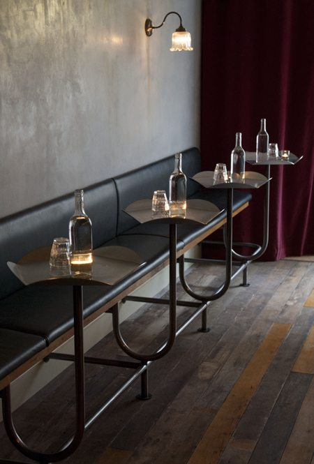 Bar and restaurant metal furniture manufacturing pipecraft