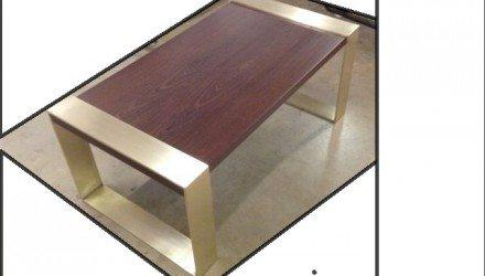 Brass Coffee Table Metal Furniture Fabrication