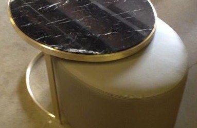 Brass Metal Furniture Coffee Table Fabrication