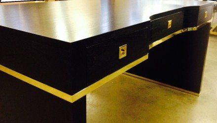 Metal Furniture Fabrication Brass Coffee Table