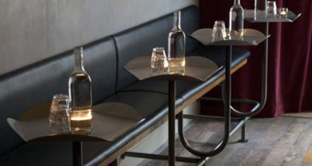 Metal Bar Furniture