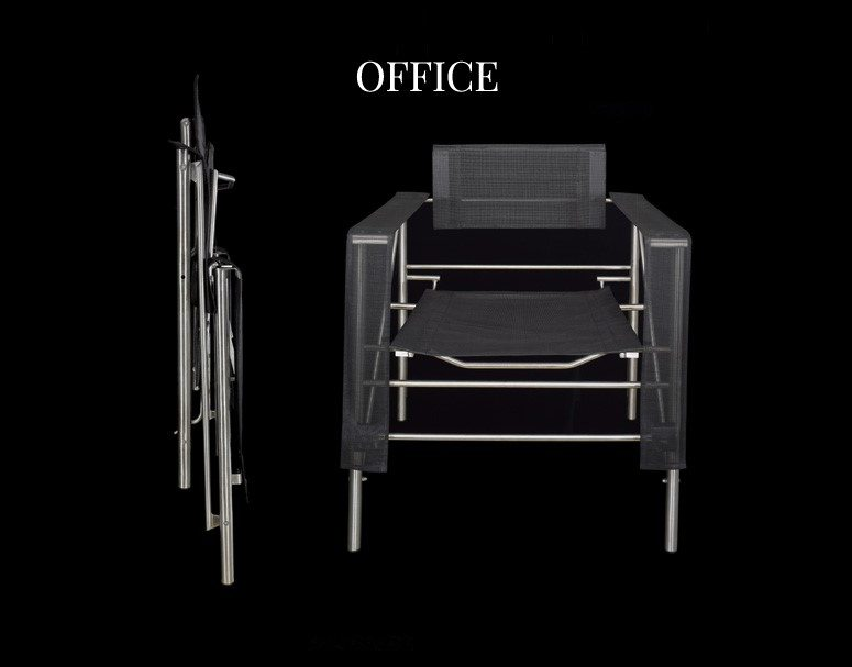 Metal Chair for the Office