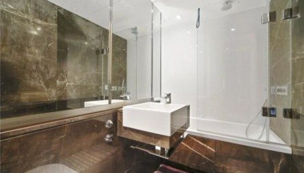 High-end bathroom fittings for David Lightfoot Design