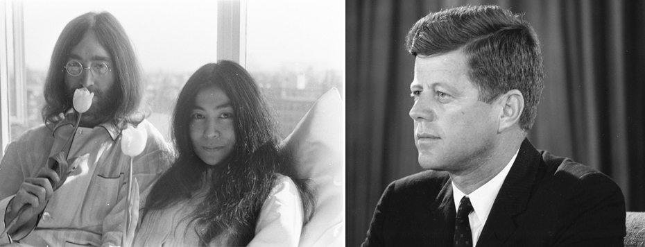 John Lennon / JFK