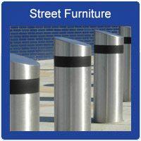 Metal Street Furniture