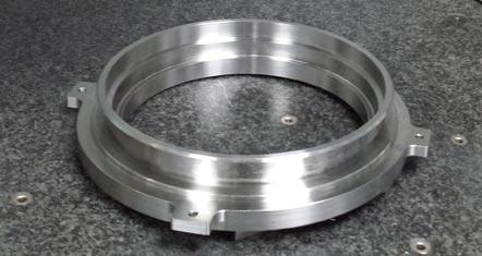 CNC Turned Component