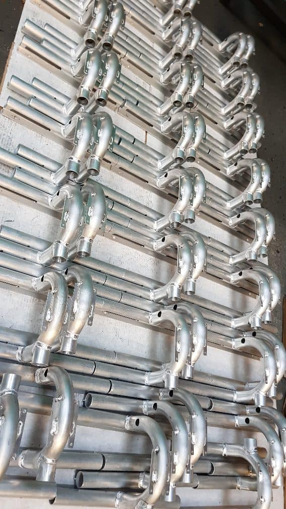 Air Ducting Manifolds
