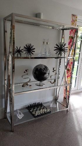Specialist Metal Shelf Fabrication