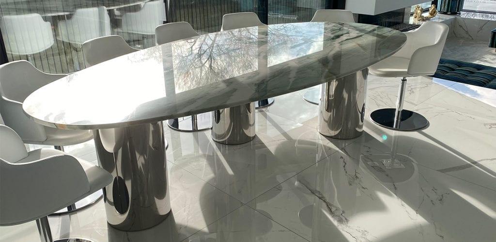 La Casita Dining Table Base